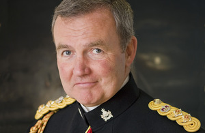 General Sir Nicholas Houghton (stock image) [Picture: Harland Quarrington, Crown copyright]