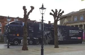 Picture of DIT's Export Hub in Salisbury.