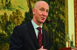 Ambassador Mark Kent