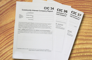 CIC Forms