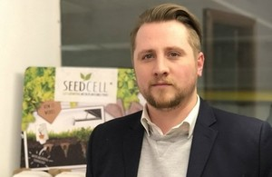 Seedcell Managing Director, Dan Robson