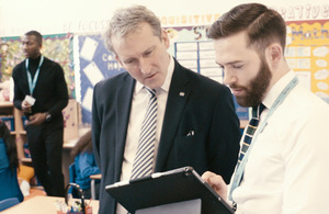 Measures to give teachers the support they need to teach pupils skills such as coding, computer programming and cyber security announced today.          Organisations are invited to run the first ever National Centre of Computing Science Education, the School Standards Minister Nick Gibb announced...