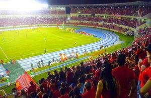 The Rommel Fernandez Stadium