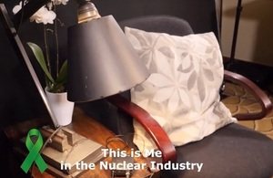This is Me in the Nuclear Industry (Mental Health Awareness Week)