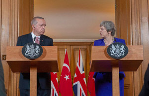 PM with President of Turkey