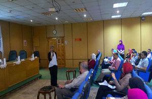 Newton Mosharafa Presentation