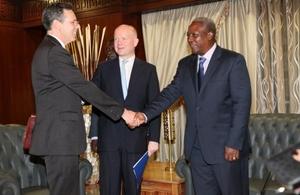 UK-Ghana Relations