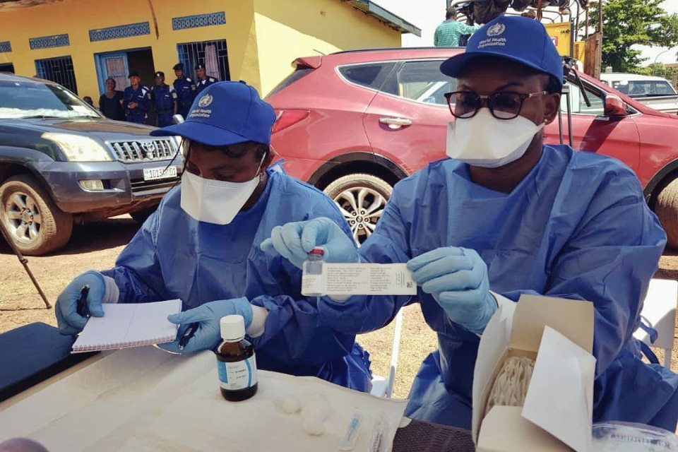 UK pledges fresh support in fight against Ebola in the DRC