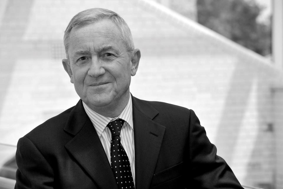 Simon Dow, interim Chair, Regulation Committee