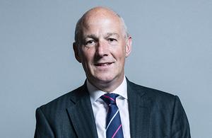 John Stevenson MP