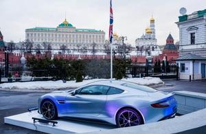 Aston Martin Vanquish V12