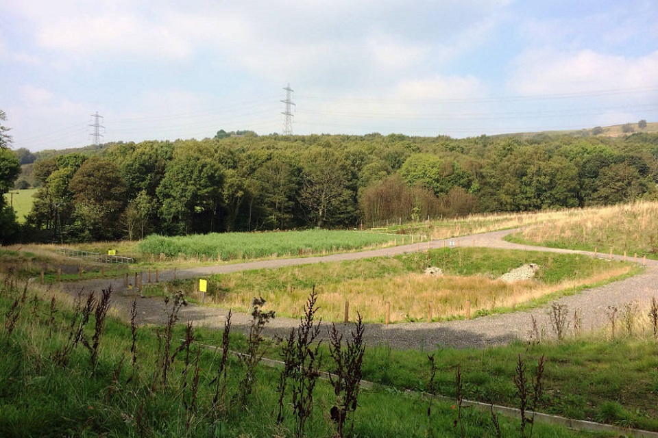 Sheephouse Wood mine water treatment scheme