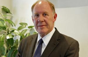 British Ambassador Ross Denny