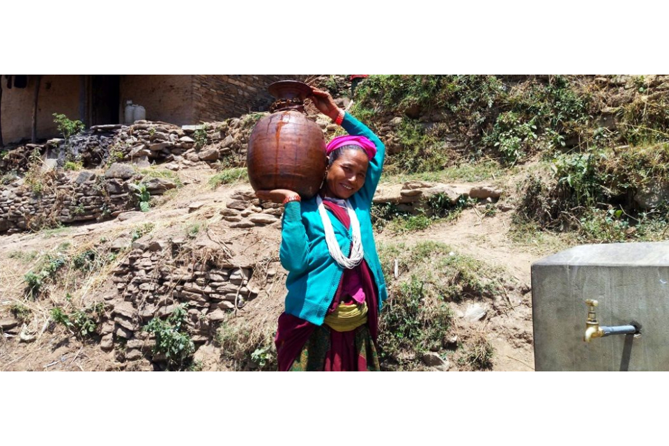 Nepal Climate Change Support Programme