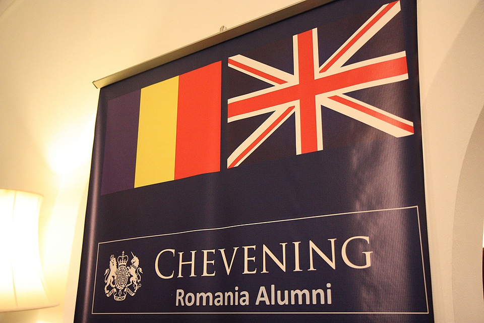 Chevening Alumni official logo