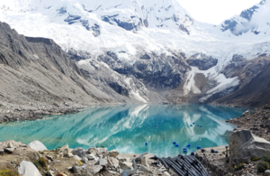 The new programme for collaborative research funding, implemented by NERC and CONCYTEC aims to contribute to the understanding of glacier retreat in Peru, its impact on water security and natural hazards.