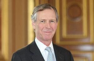 Ambassador Jamie Bowden