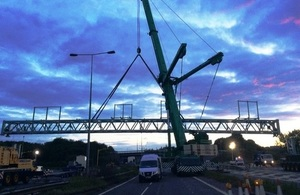 Image of Superspan lift on the M6