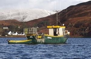 Creel boat Varuna