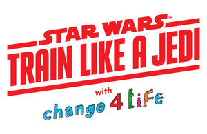 Train Like a Jedi campaign logo