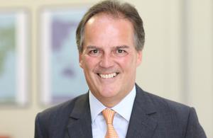 Minister Mark Field
