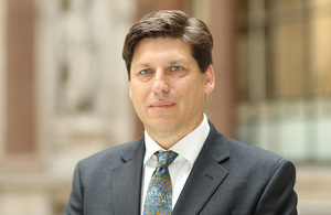 Mr Patrick Moody has been appointed Her Majesty's Ambassador to the United Arab Emirates