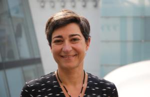 A photograph of the CMA's new Deputy Chief Economic Adviser, Juile Bon