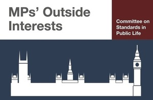 MPs' outside interests