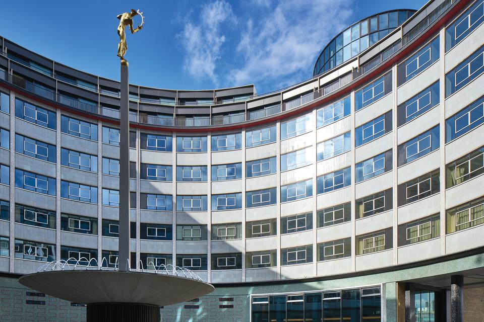 BBC Television Centre, White City, London