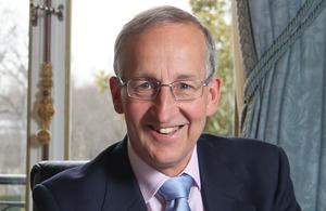 Sir Peter Ricketts, British Ambassador to France