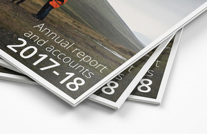 Coal Authority annual report and accounts 2017-18