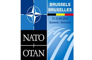NATO Summit 2018, Brussels. Copyright NATO image.