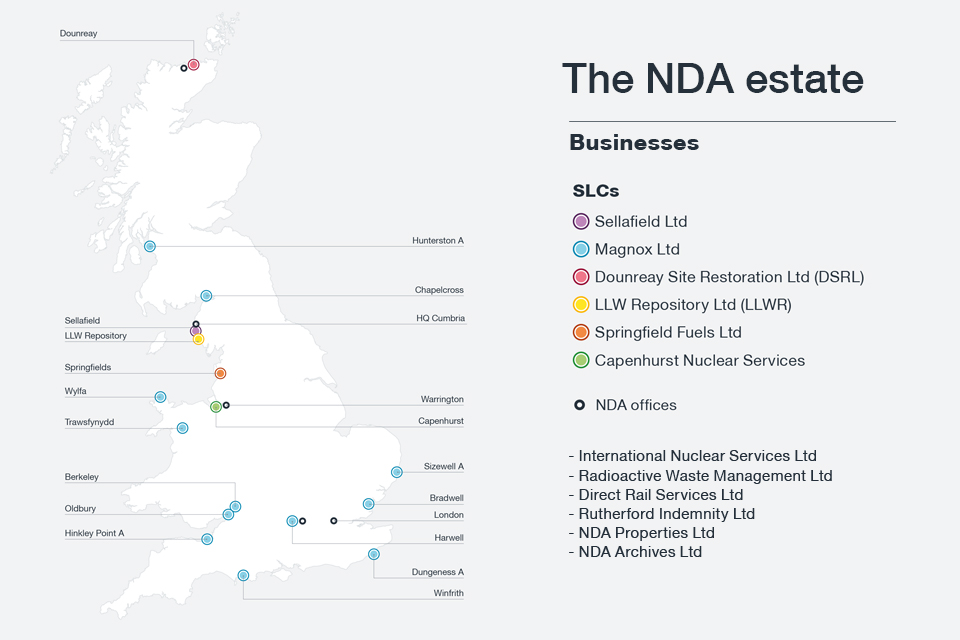 842ac0a98a87 NDA Annual Report and Accounts 2017 to 2018 - GOV.UK