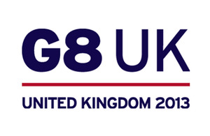 UK Presidency of the G8 logo