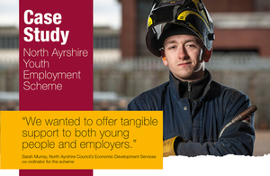 North Ayrshire Council Youth Employment Scheme