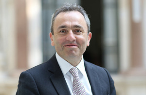 Mr Chris Rampling MBE has been appointed Her Majesty's Ambassador to Lebanon