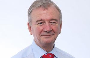 Sir Terry Morgan.