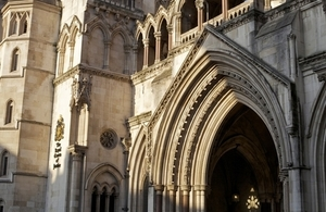 Courts of Justice