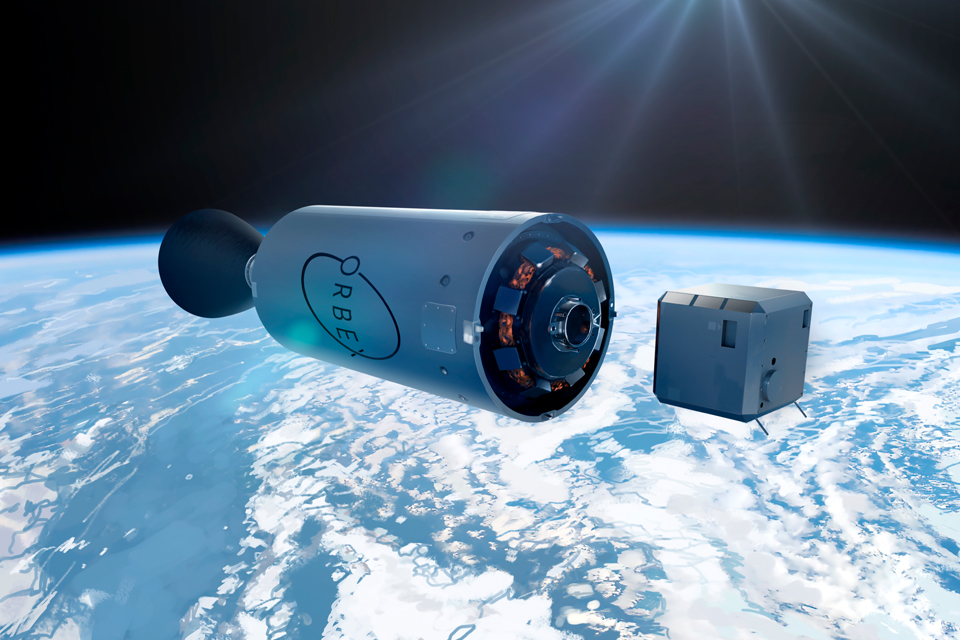 Lockheed Martin and Orbex to launch UK into new space age