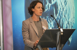 Enterprise director, Rebecca Weston, Sellafield Ltd