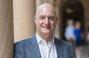Professor David Gann CBE