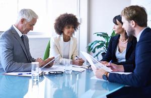 Teachers planning as a group