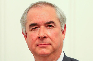 The Attorney General, Geoffrey Cox QC MP