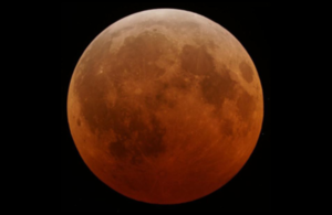 Near Greatest Eclipse 21 December 2010