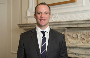 Image of Dominic Raab