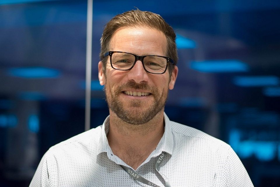 Image of Chris Price, MOT Product Manager