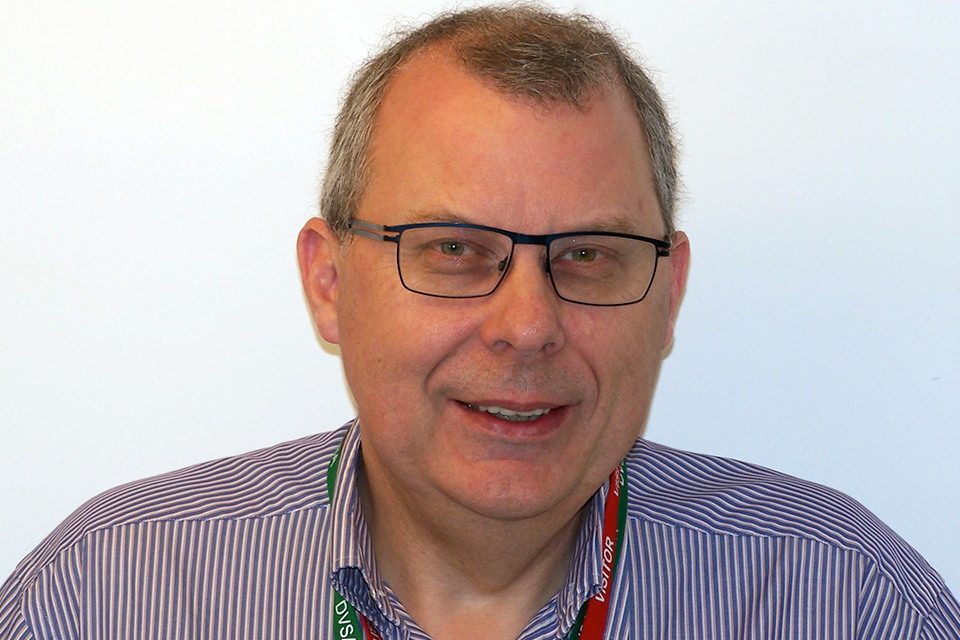 Image of Ian Bartlett