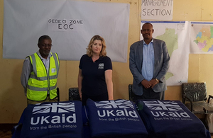 UK launches largest tax partnership programme to help Ethiopia transition from aid