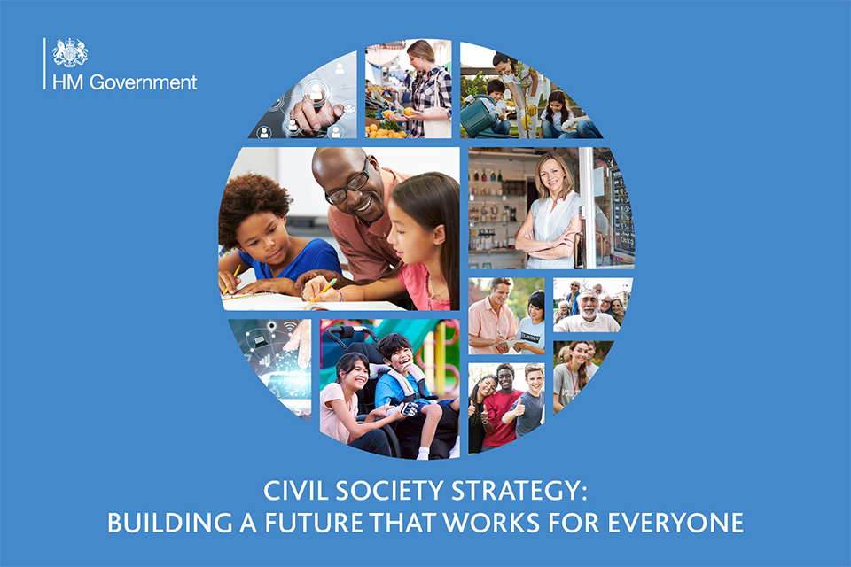 Government outlines vision to empower and invest in society