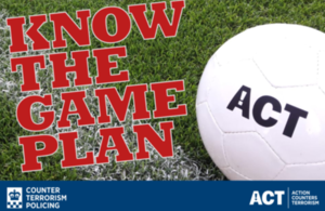 Football fans urged to 'Know The Game Plan' for new season